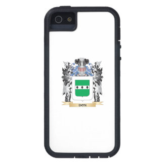 Don Coat of Arms - Family Crest iPhone 5 Case