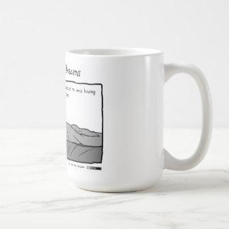 Don Depresso's Dreams (centered) Coffee Mug