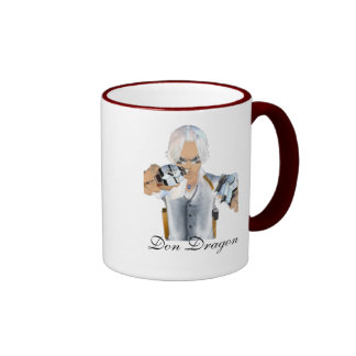 Don Dragon  Mug
