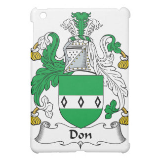 Don Family Crest iPad Mini Cases