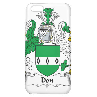 Don Family Crest Cover For iPhone 5C