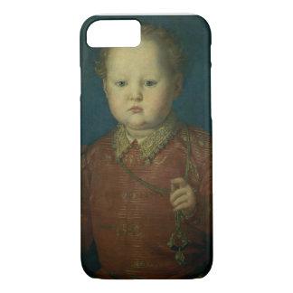 Don Garcia de Medici (?) c.1550 (oil on panel) iPhone 8/7 Case