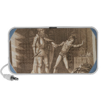 Don Giovanni and the statue of the Commandantore Travel Speaker