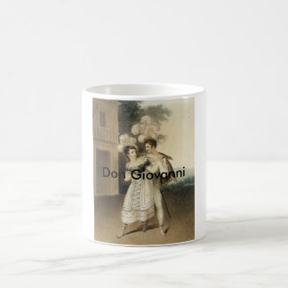 Don Giovanni mug