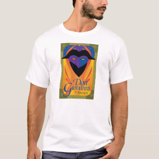 Don Giovanni, Opera T-Shirt