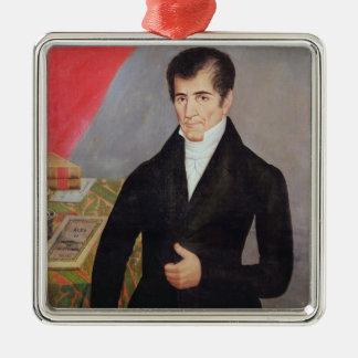 Don Jose Cecilio del Valle Ornament