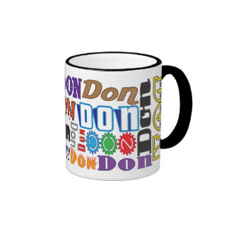Don Mugs