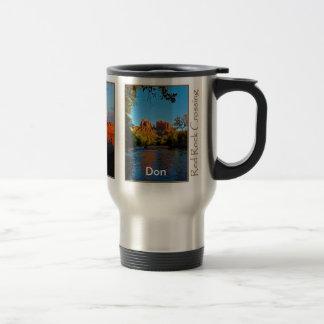 Don on Red Rock Crossing Mug