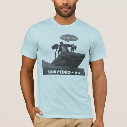 Don Pedro 2010 T-Shirt