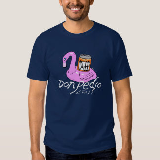 Don Pedro 2011 T-shirts
