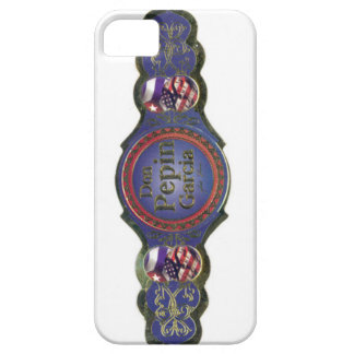 Don Pepin Garcia Blue Label band Case For The iPhone 5