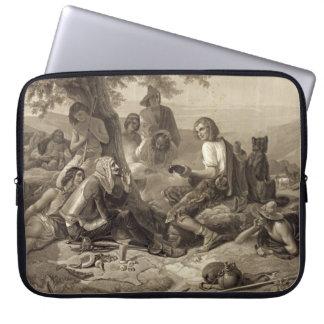 Don Quixote 1845 Laptop Computer Sleeve
