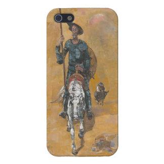 Don Quixote Adventure Stanislav Stanek iPhone 5/5S Covers