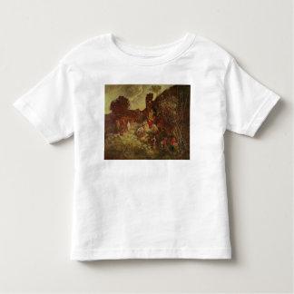 Don Quixote and Sancho Panza, c.1865 Toddler T-Shirt