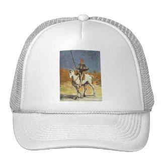 'Don Quixote and Sancho Panza' Cap