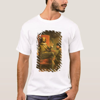 Don Quixote and Sancho Panza T-Shirt