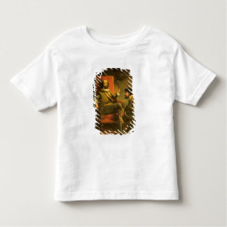 Don Quixote and Sancho Panza Toddler T-Shirt