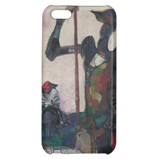 Don Quixote and Sancho Stanislav Stanek Cover For iPhone 5C