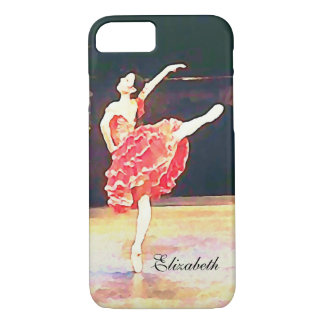 Don Quixote Ballet Ballerina Personalized iPhone 7 Case
