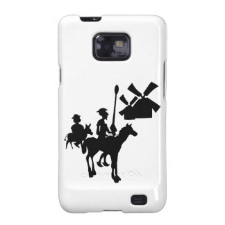 Don Quixote Galaxy S2 Case