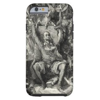 Don Quixote de la Mancha Tough iPhone 6 Case