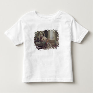 Don Quixote in his Study Toddler T-Shirt