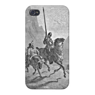 Don Quixote iPhone 4 and 4S Case iPhone 4 Cover