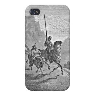 Don Quixote iPhone 5 Matte Case Case For The iPhone 4