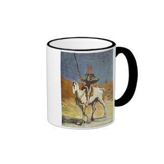 Don Quixote Coffee Mugs