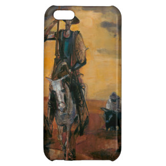 Don Quixote on the Way Stanislav Stanek Cover For iPhone 5C