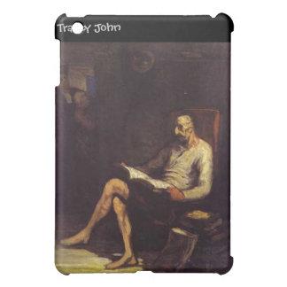 Don Quixote Reading iPad Mini Case