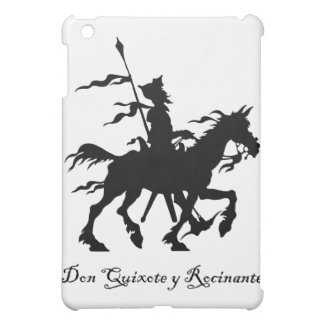 Don Quixote Rides Again iPad Mini Cover