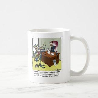 Don Quixote Today Coffee Mugs