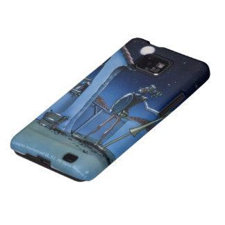 DON QUIXOTE - Velando armas Samsung Galaxy S2 Covers