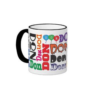 Don Ringer Mug