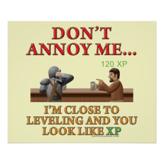 Don t Annoy Me Poster