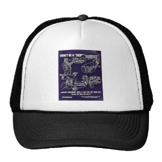 Don t Be A Skip Hat