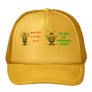 Don t Be A Useful Idiot Hats
