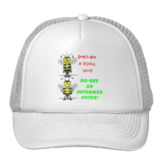 Don t Be A Useful Idiot Mesh Hats