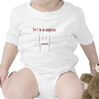 Don t be an asymptote shirt