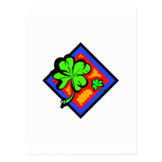 Don t be Without Your Lucky Shamrock Post Card