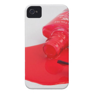 Don't Cry Over Spilt Nail Polish iPhone 4 Cases
