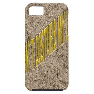 Don`t Disturb my life iPhone 5 Cover