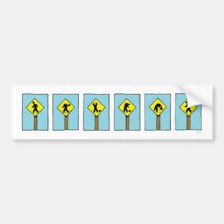 Don t Lose Your Head Bumper Sticker