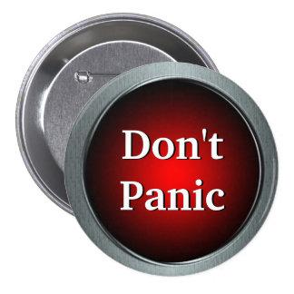 Don t Panic Button Pin