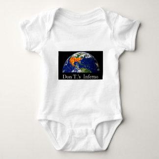Don T.'s Inferno Baby Bodysuit