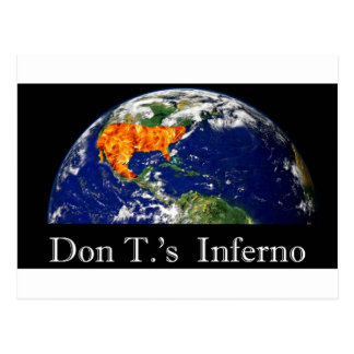 Don T.'s Inferno Postcard