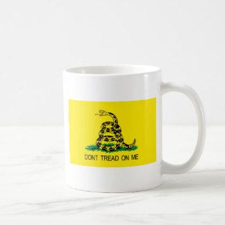 Don t Tread On Me Coffee Mug