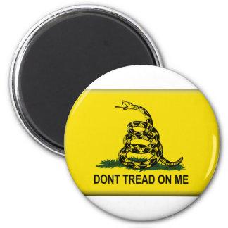 Don t Tread On Me Flag-United States Fridge Magnet
