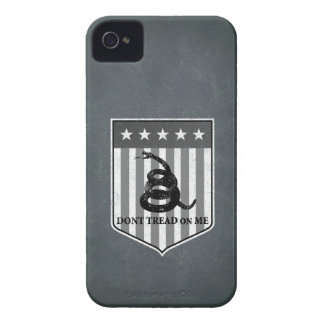 Don't Tread on Me iPhone 4 Covers